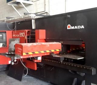IMT1876 - Amada CNC Turret Punch Press