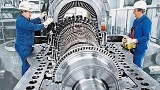 IMT2106 - Siemens Steam Turbine