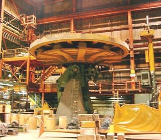 IMT1730 - Panjiris Welding Positioner & Platform Cap. 68 Ton