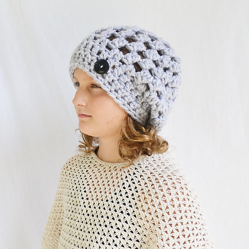 Stone Slouch Hat