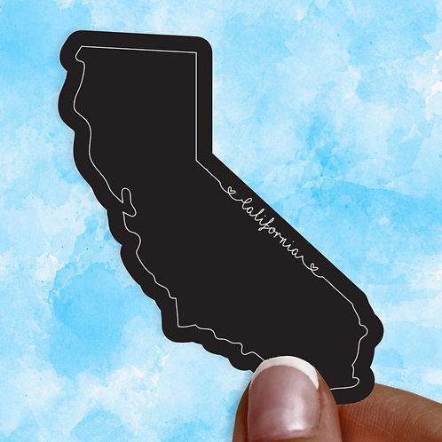 California Love Decal