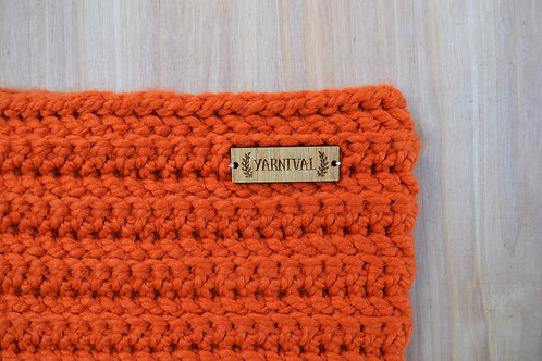Pumpkin Cowl