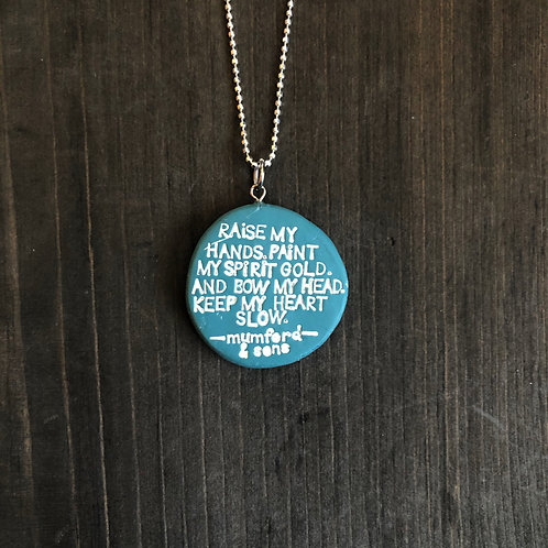 MUMFORD necklace