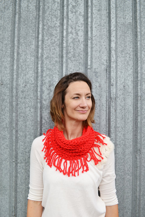 On Wisconsin Cowl