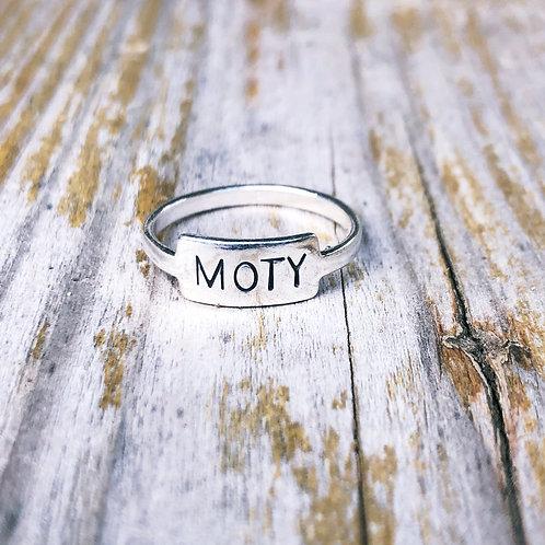 MOTY tab ring