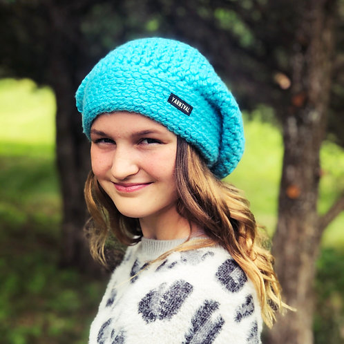 Icicle Slouch Hat