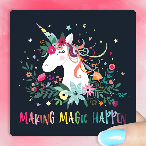 Making Magic Happen Decal