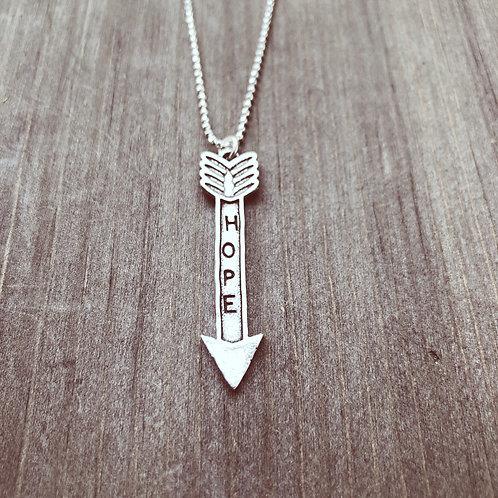 H O P E  Necklace