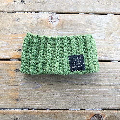 Grass Winter Headband