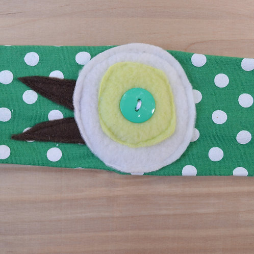 Lucky Polka Dot Headband