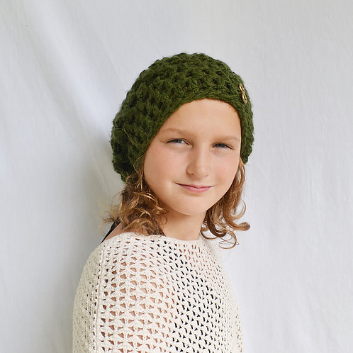 Forest Slouch Hat