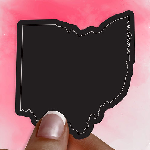 Ohio Love Decal