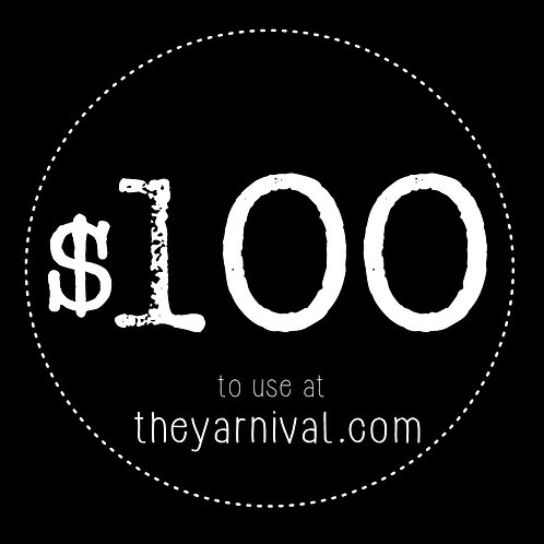 $100 Gift Code