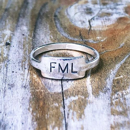 FML tab ring