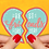 Thumbnail: Best Friends Forever Decals - 2 pieces