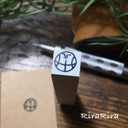 R104【バスケ】スケジュールはんこ*10㎜×10㎜_1