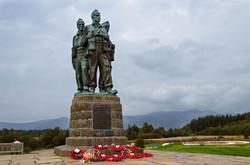bigstock-Commando-Memorial-Scotland-94074734