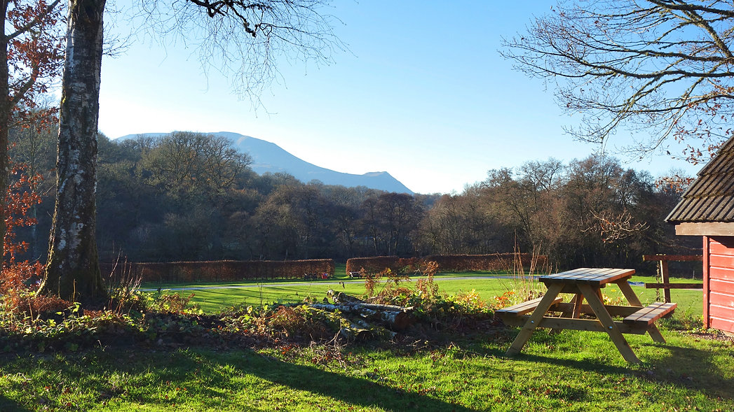 Self Catering Accommodation and Campsite Near Fort William, Roy Bridge