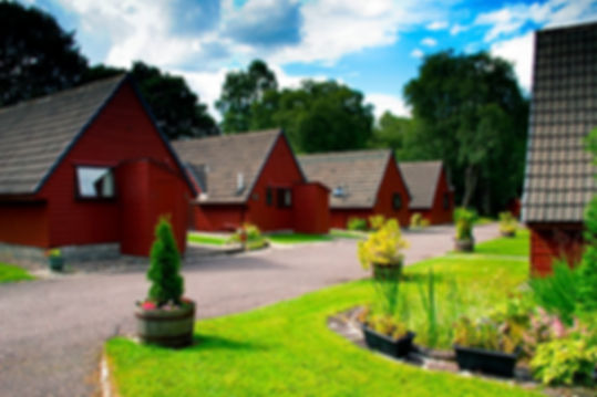 Self Catering Lodges in the Highlands, Scotland. Roy Bridge, near Fort William