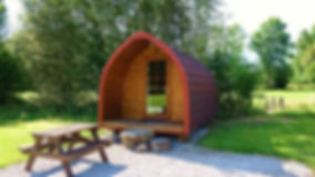 Camping Pods Near Fort William