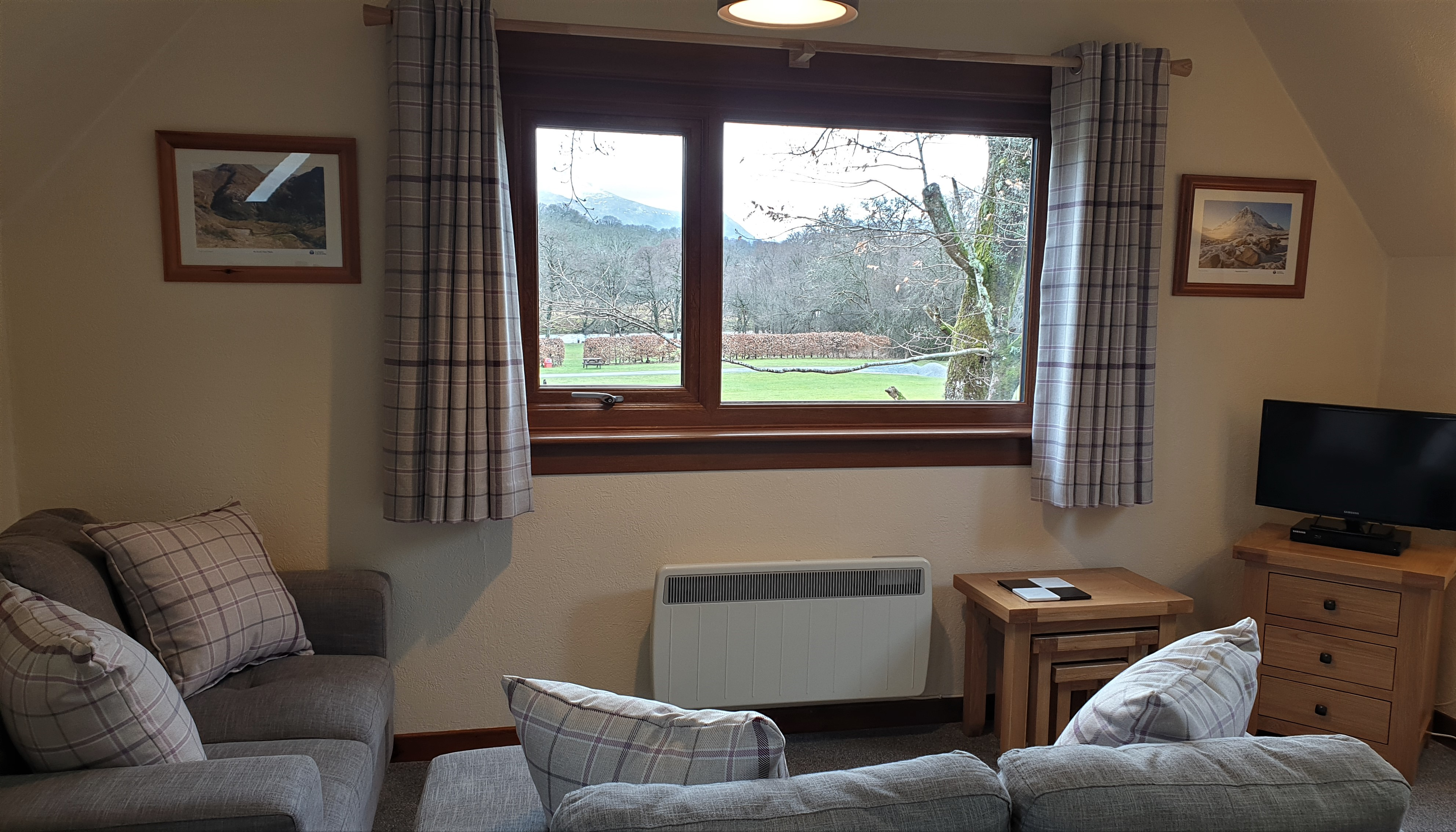 Fort William Self Catering Holiday 4 Star Highland Lodges