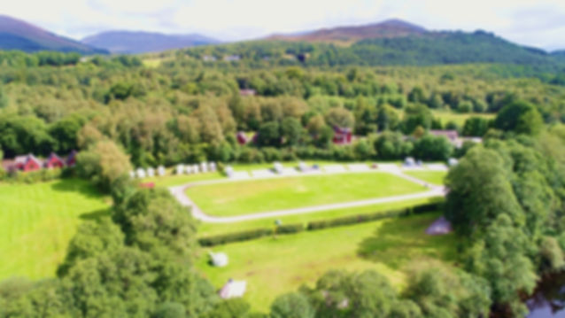 Touring and Camping in Roy Bridge, near Fort William