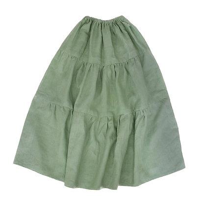Swing Linen Skirt