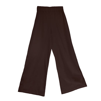 Aeros Trousers in Espresso
