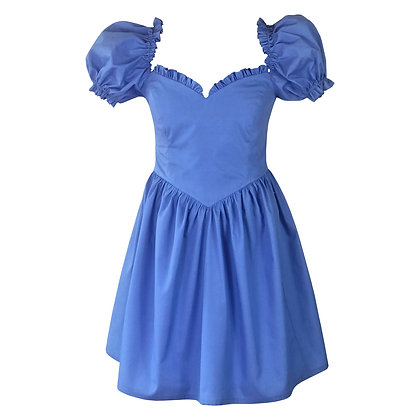Boni Dress in Myrtle
