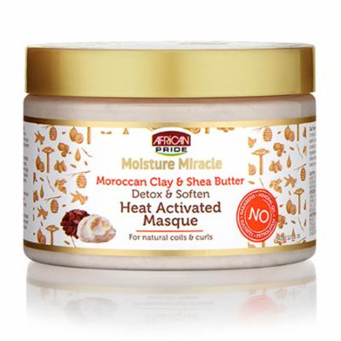 African Pride Moisture Miracle Masque, 12 Oz