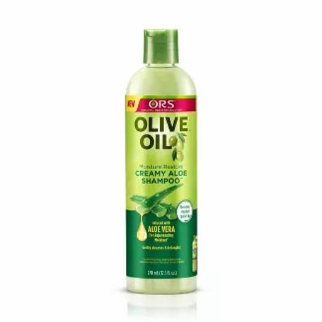 ORS Olive Oil Moisture Restore Creamy Aloe Shampoo 12.5 Oz
