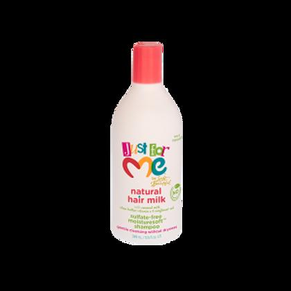 Just for Me Natural Hair Milk Moisture soft Shampoo 13.5 oz
