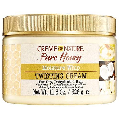 Cream of Nature Argan Oil Con Honey Twisting Cream 11.5 oz