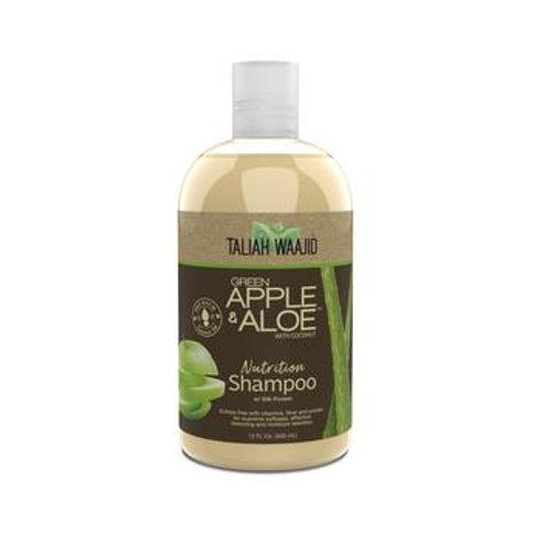 Taliah Waajid Green Apple And Aloe Nutrition Shampoo 12oz