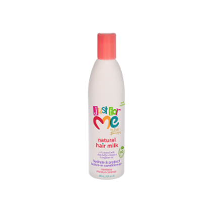 Just for Me Natural Hair Milk Hydrate & Protect Leave-In Conditioner 10 oz