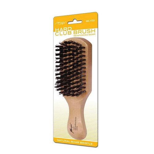 MAGIC | Natural Boar Bristle Club Hard Brush 7701