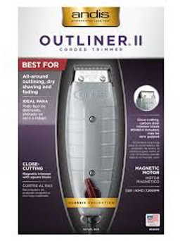 Andis Clippers Professional Outliner II Personal Trimmer