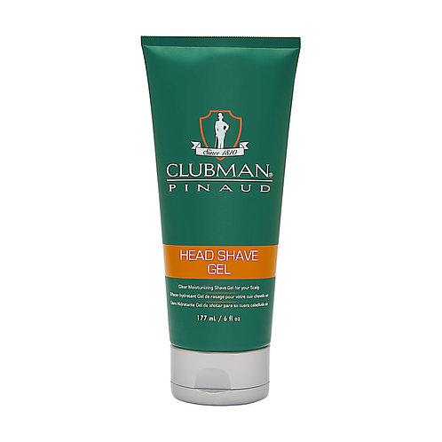 Clubman Pinaud Head Shave Gel 6 Oz