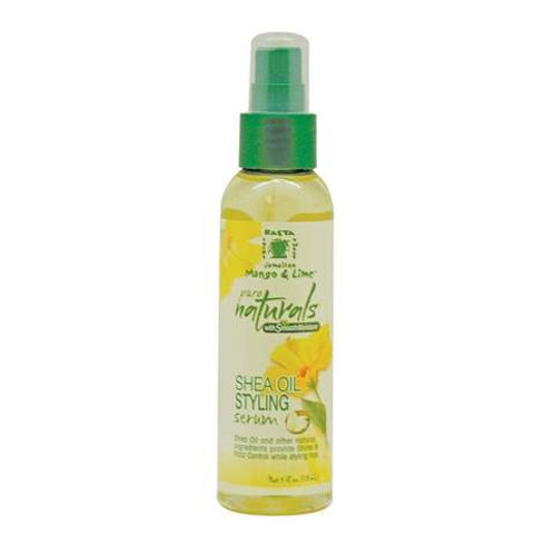 JAMAICAN MANGO & LIME | Shea Oil Pure Naturals Styling Serum 4oz
