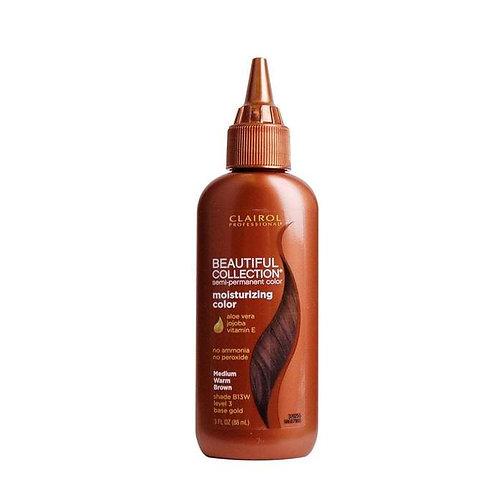 Clairol - Beautiful Collection - Moisturizing Semi-Permanent Hair Color 3oz