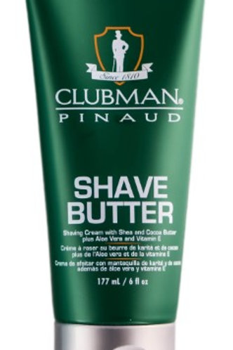 CLUBMAN | Shave Butter 6oz