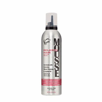 Vigorol Mousse Relaxed Hair 12 oz