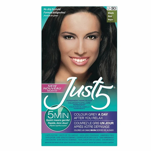JUST 5 | Permanent Hair Color KIT