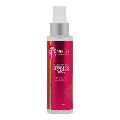 MIELLE | Mongongo Oil Thermal & Heat Protectant Spray 8oz