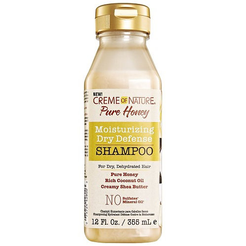 Creme of Nature Honey Hydrating Shampoo, 12 Oz