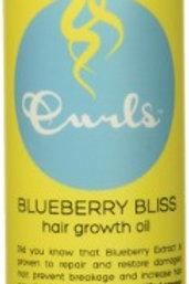 Curls Blueberry Bliss Hair Growth Oil - 4 Fl Oz