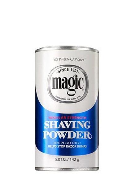 Soft Sheen Carson Magic Shaving Powder Regular Strength