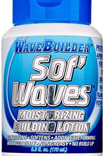 Wave Builder Soft Waves Moisturizing Lotion 7 oz
