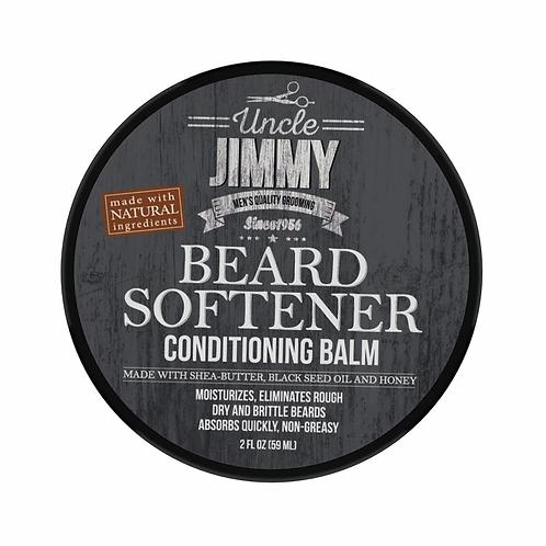 Uncle Jimmy Beard Softner Conditioning Balm oz