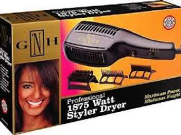 Gold N Hot Professional Styler and Hair Dryer - 1875W